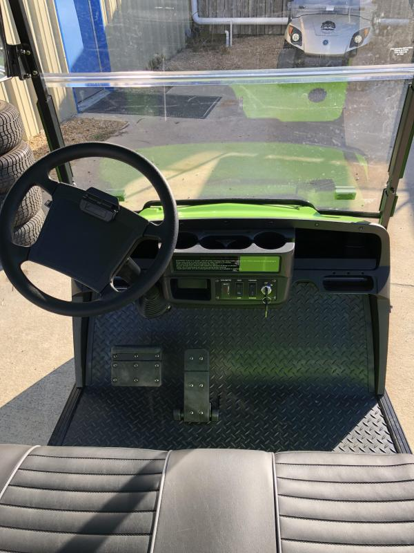 2018 StarEV Limited 48V Electric Golf Cart Street Legal 4 Pass - Sublime