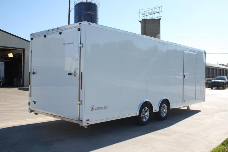 2019 inTech 24' All Aluminum Tag Trailer - Lite Series Base