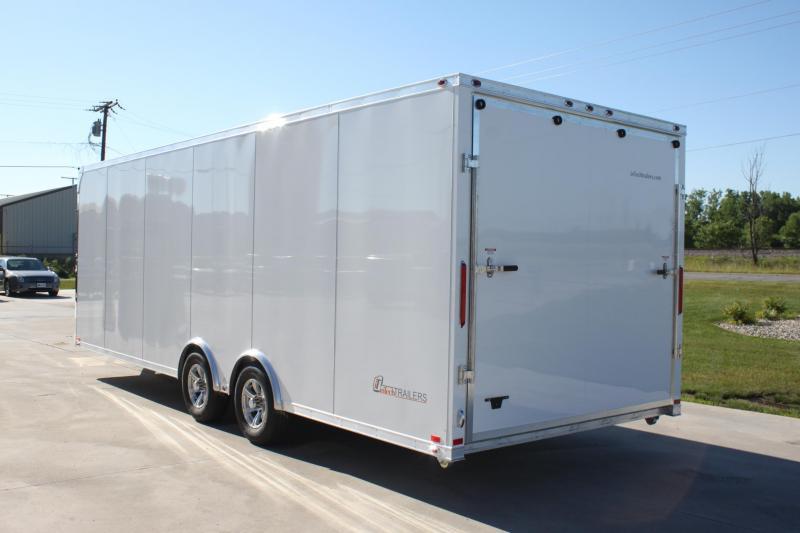 2019 inTech 24' All Aluminum Tag Trailer - Lite Series Base