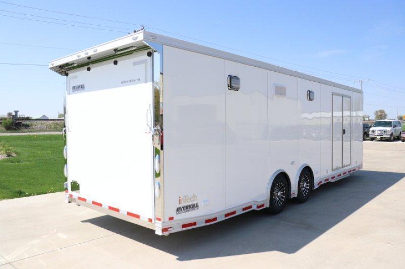 2019 inTech Trailers BTA8528TA4 Car / Racing Trailer
