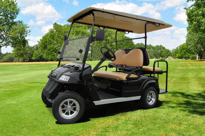 2018 StarEV 48V Classic Electric Golf Cart Street Legal 4-Passenger