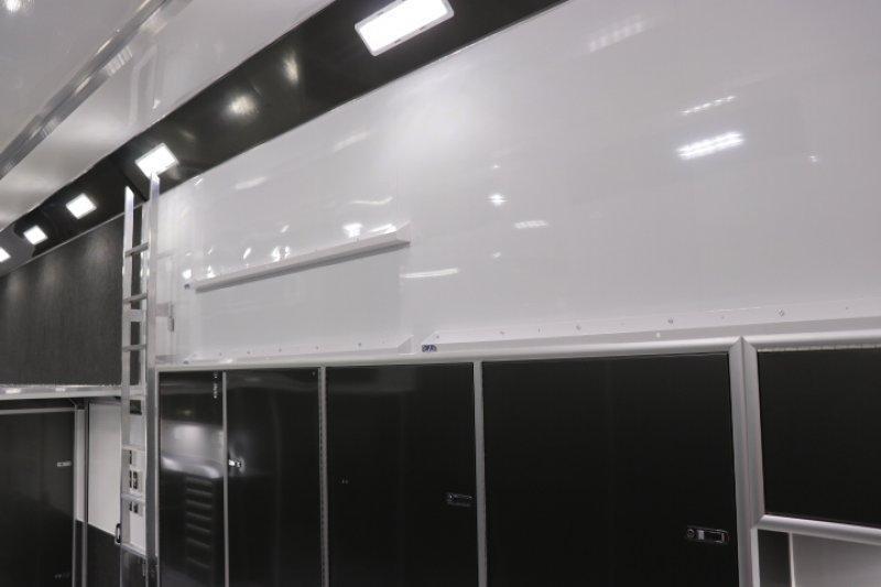 2019 inTech 44' All Aluminum Gooseneck Sprint Car Trailer