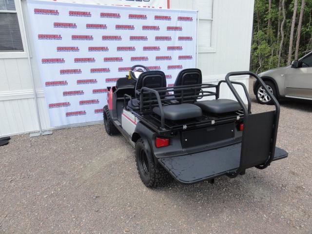 2020 Yamaha UMAX Rally 2+2 *Waiting for new roof*