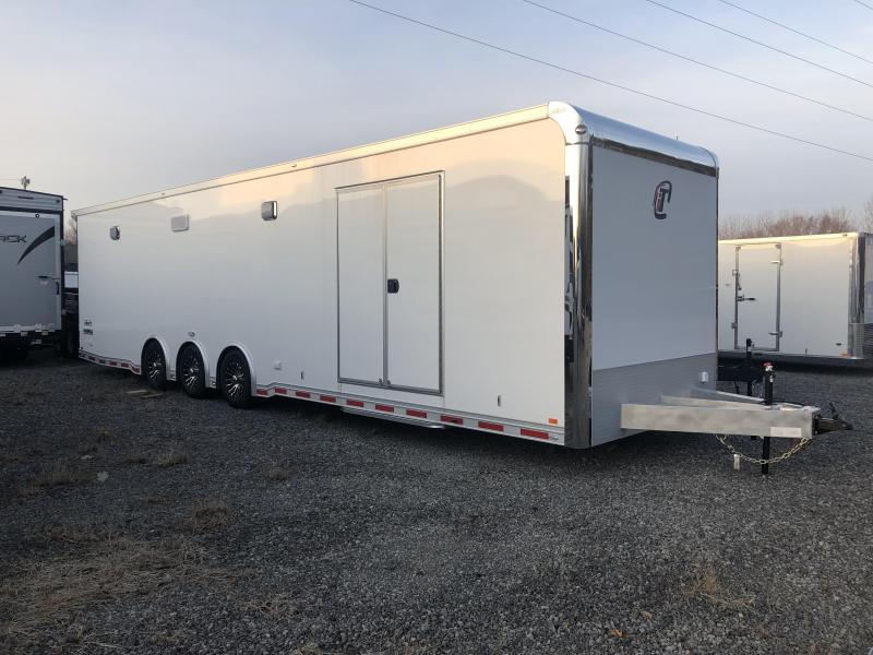 2019 inTech 34' All Aluminum Tag Trailer