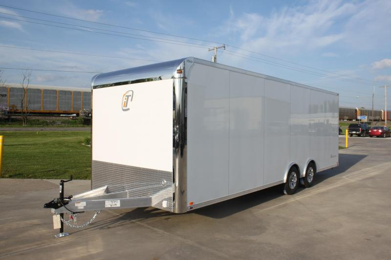 2019 inTech 24' All Alum Tag Trailer - Lite Series Equipped