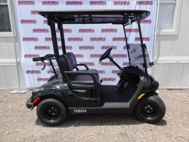 2020 Yamaha Drive2 PTV Quietech Gas Golf Cart EFI 2-Passenger