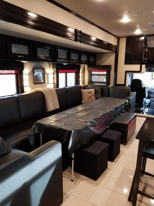 2018 Haulmark 45' Super C Tandem Axle Motorcoach