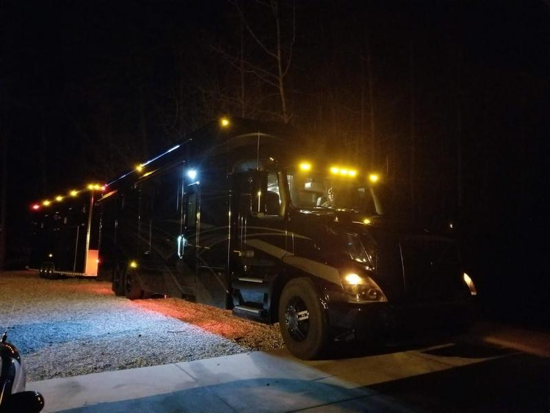 2018 Haulmark V45SB 45' Motorcoach