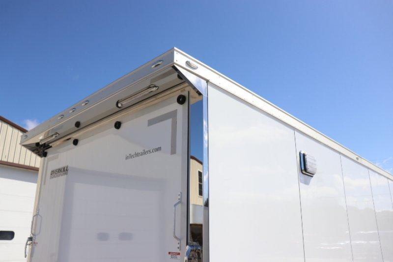 2018 inTech 32' All Aluminum Tag Trailer