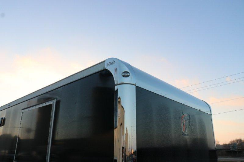 2019 inTech 32' All Aluminum Tag Trailer