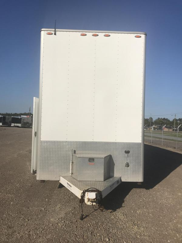 2005 Performax 34' Stacker Trailer