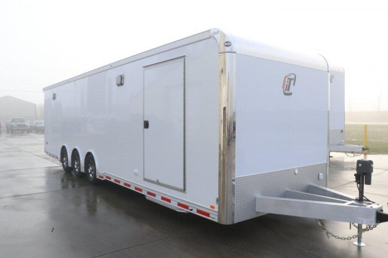 2019 inTech 32' All Aluminum Tag Trailer in Folly Beach, SC