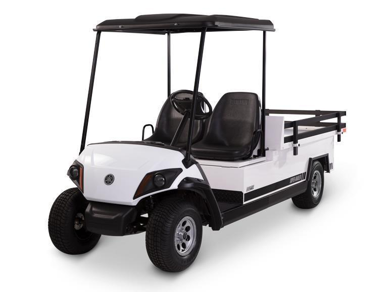 2019 YAMAHA ADVENTURER SUPER HAULER GAS EFI ATV