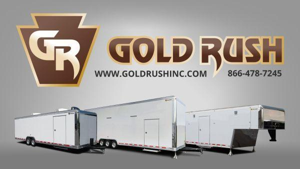 2018 Gold Rush Custom Trailers FALSELY ADVERTISED