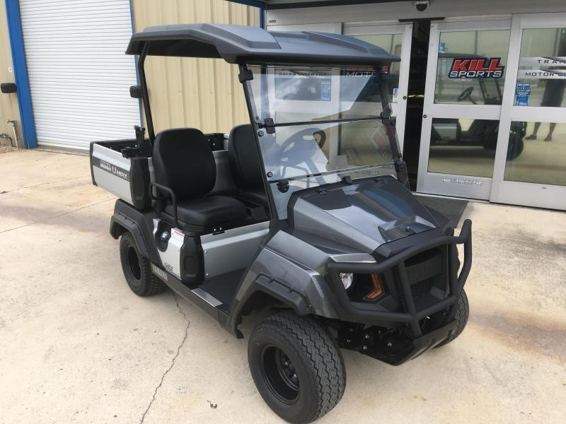 2019 Yamaha UMax One Gas Golf Cart 2 Penger with Dump Bed ... on