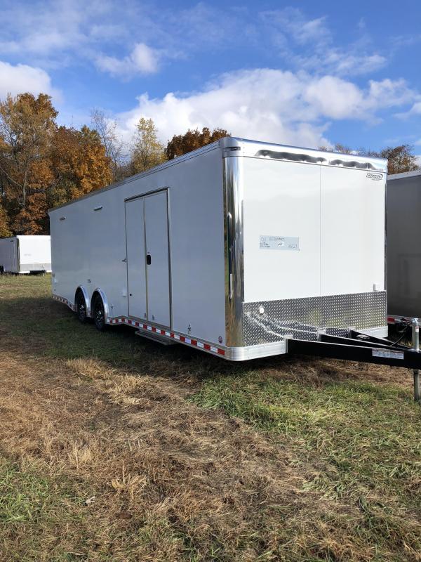 2019 Bravo Trailers STP8528TA4 Car / Racing Trailer