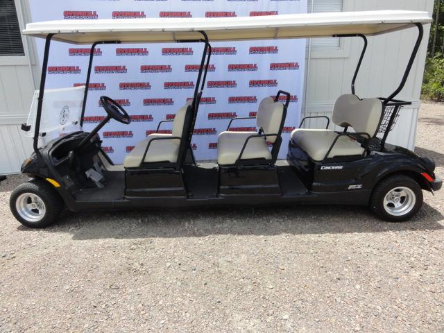 2016 Yamaha Onyx Black EFI Concierge 6 Golf Cart in Ashburn, VA