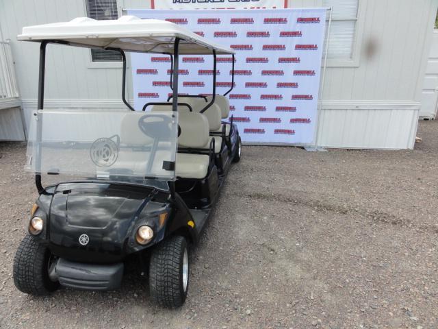 2016 Yamaha Onyx Black EFI Concierge 6 Golf Cart