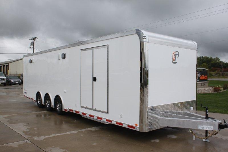 2018 inTech Trailers BTA8532TTA4 Car / Racing Trailer