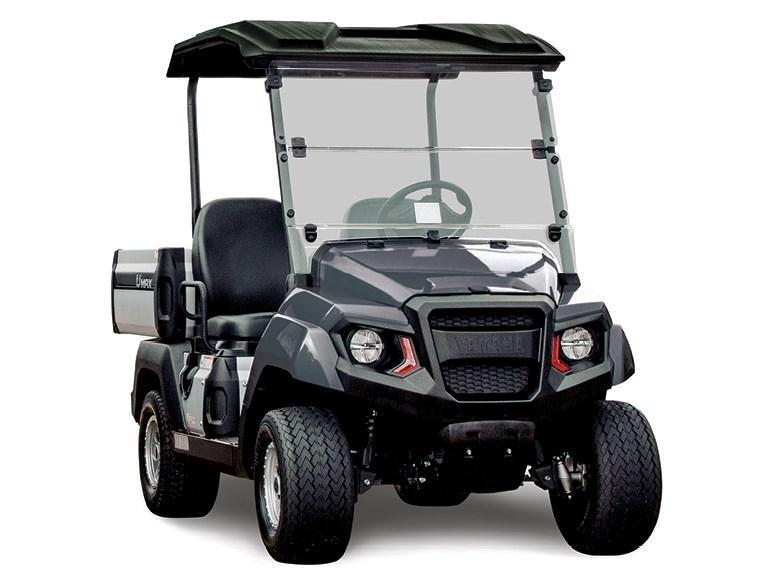 2019 Yamaha UMAX ONE GAS/ EFI UTILITY CART