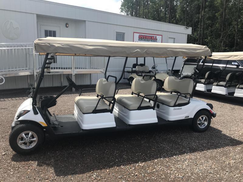 Yamaha Drive A/C 6 Passenger Electric Golf Cart