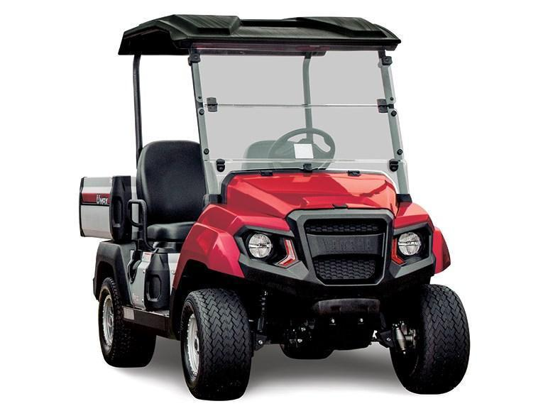 2019 Yamaha UMAX TWO Electric AC UTILITY CART in Ashburn, VA