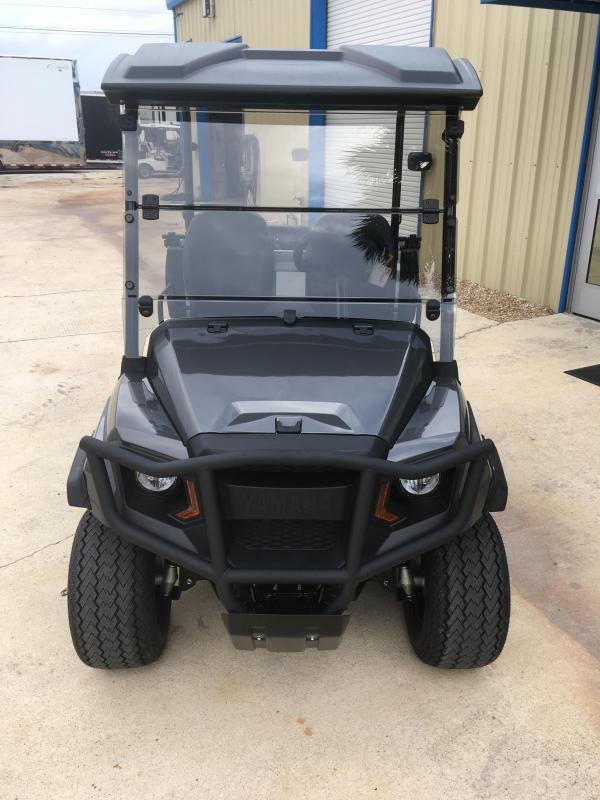 2019 Yamaha UMax One Gas Golf Cart 2 Passenger with Dump Bed - Carbon