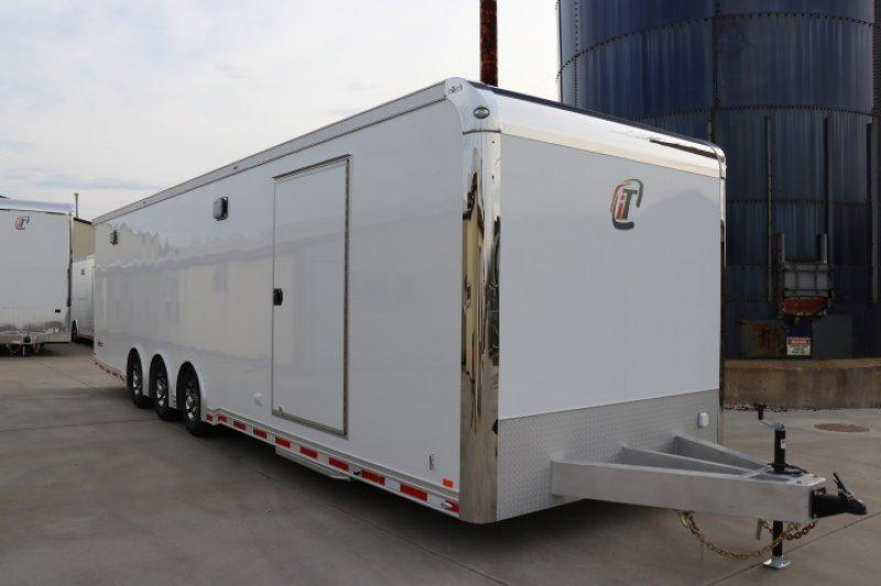 2018 inTech 32' All Aluminum Tag Trailer