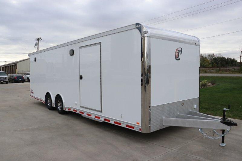 2019 inTech 28' All Aluminum Tag Trailer in Kingsland, GA