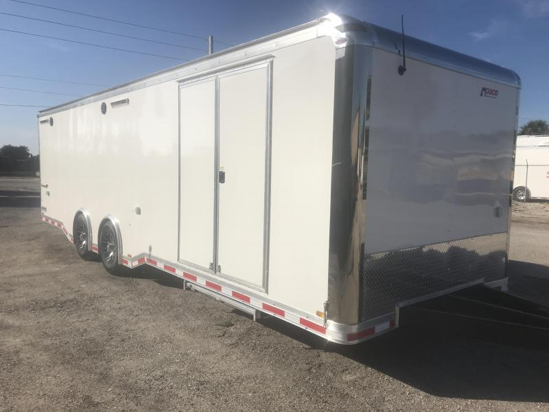 2019 Pace American 28' Shadow Tag Trailer  in Folly Beach, SC