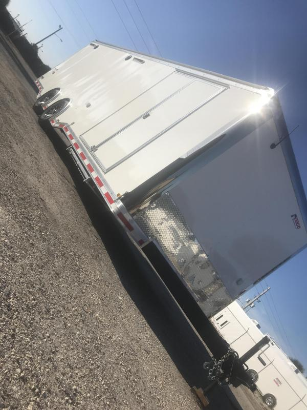 2019 Pace American 28' Shadow Tag Trailer