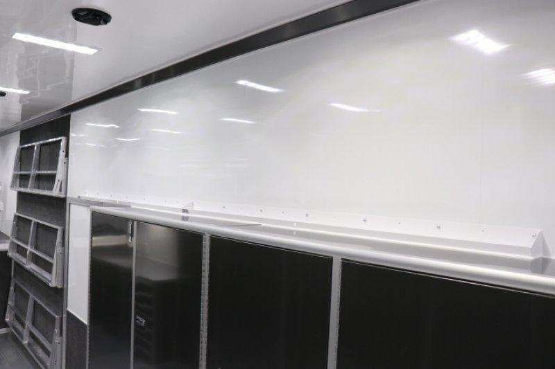 2019 inTech 40' All Aluminum Gooseneck Sprint Car Trailer