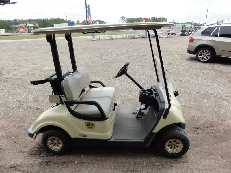 2015 Yamaha EFI Gas Golf Cart - 2 Pass in Ashburn, VA