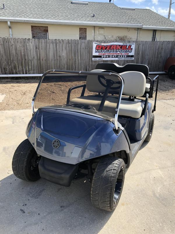 2017 Yamaha Drive 2 Quite Tech Golf Cart