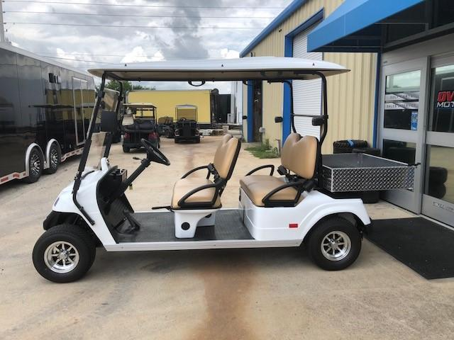 2018 StarEV Classic 48V A/C 4H Electric Utilty Cart 4 Pass
