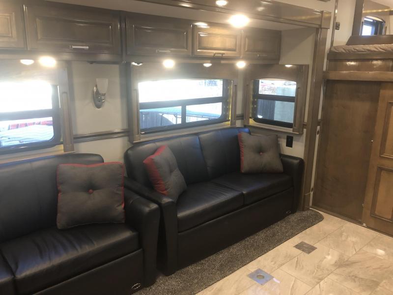 2020 Renegade 45' Super C Tandem Axle Motorcoach