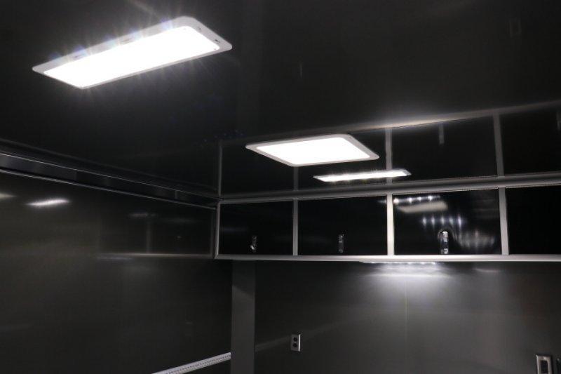 2019 inTech Icon 20'All Aluminum Tag Trailer