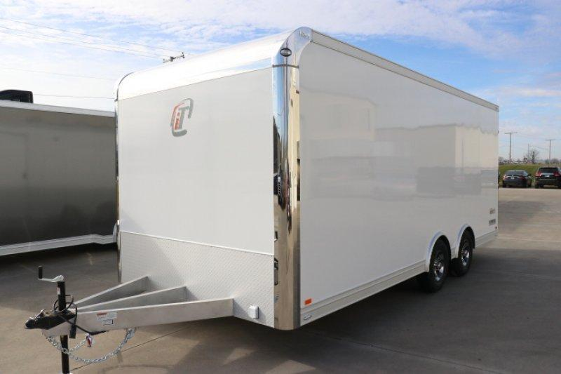 2019 inTech Icon 20'All Aluminum Tag Trailer