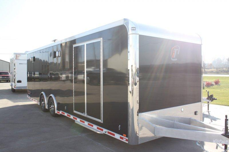 2019 inTech 28' All Aluminum Trailer