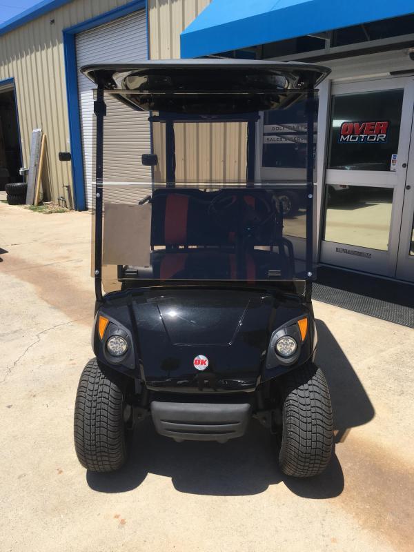 2013 Yamaha Drive Electric Golf Cart 4 Pass - Black