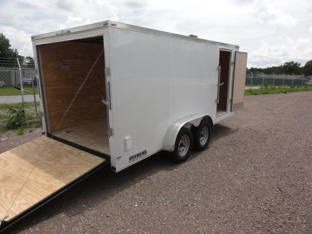 2019 Lark 7X16TA Enclosed Cargo Trailer