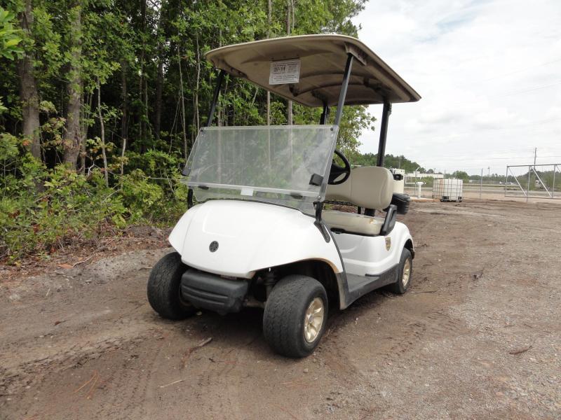 2015 Yamaha Carbureted Gas Golf Cart - 2 Pass