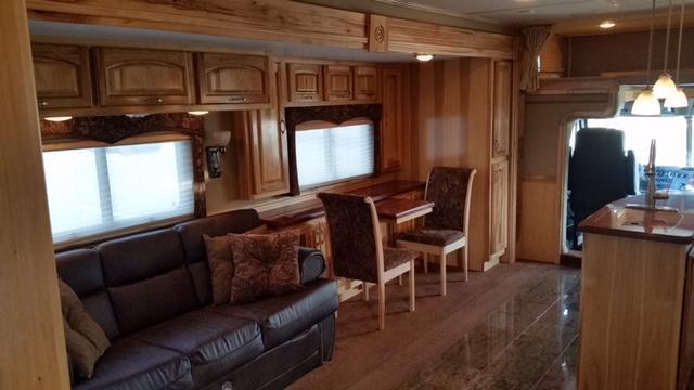 2012 Haulmark 45' Tandem Axle Motorcoach
