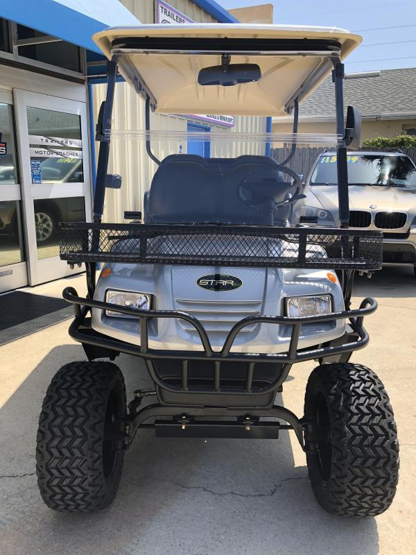 StarEV Sport 48V Electric Golf Cart Street Legal 4 Pass