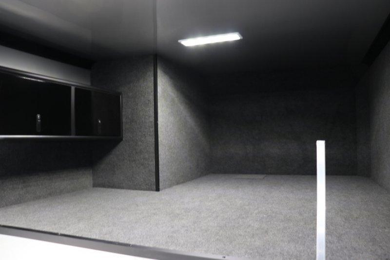 2019 inTech 40' Gooseneck Aluminum Trailer