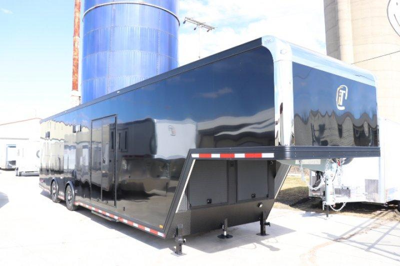 2019 inTech 40' Gooseneck Aluminum Trailer  in Isle Of Palms, SC