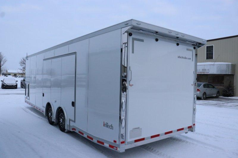 2019 inTech Trailers 28 Tag Trailer