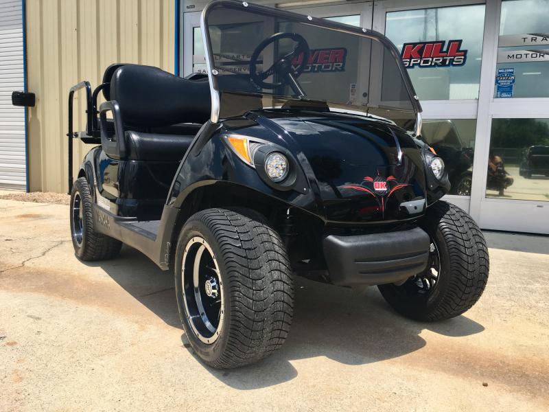 2013 Yamaha Drive Gas Golf Cart 4 Pass - Black in Ashburn, VA