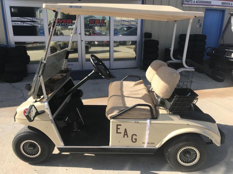 1997 Club Car DS 48Vlt Electric Golf Cart 2-Passenger