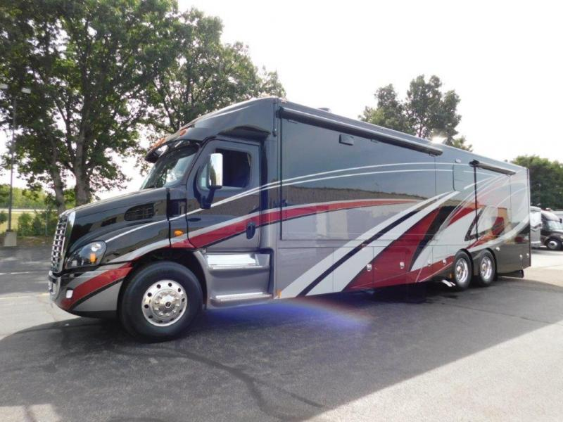2020 Renegade XL 43' Tandem Axle Super C Motorcoach